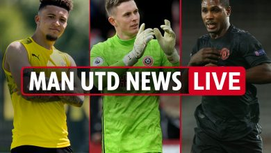 Photo of 9pm Man Utd information LIVE: Sancho needs United switch, Henderson might go in swap, Ighalo 'would hand over £75m to remain'