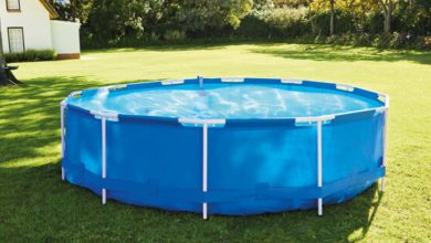 Photo of Lidl is promoting a 12ft swimming pool for £100