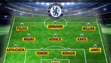 Photo of How Chelsea will line up towards Aston Villa in the present day with Kovacic, Mount and Kante in line to begin however Jorginho banned