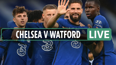 Photo of Chelsea vs Watford LIVE SCORE: Purple-hot Willian scores sixth in seven video games – stream, TV, Premier League newest updates