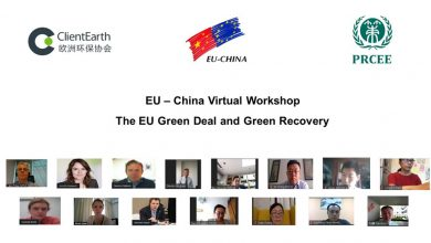 Photo of EU – China Dialogue on Inexperienced Deal and Inexperienced Financial Restoration