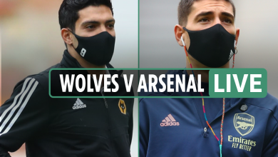Photo of Wolves vs Arsenal LIVE: Stream, TV channel, groups, kick-off time with Pepe, Ozil and Guendouzi OUT