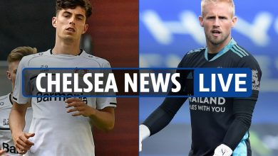 Photo of 9pm Chelsea switch information LIVE: Willian completes medical, Kai Havertz 'WILL be a part of after Europa League', Stones £20m bid
