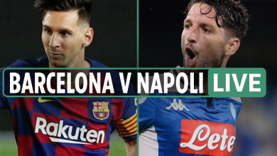 Photo of Barcelona vs Napoli LIVE: Stream FREE, TV channel, kick-off time, workforce information for Champions League match