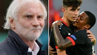 Photo of Chelsea warned to stump up £90m for Kai Havertz switch as Leverkusen chief Voller says there's 'no Covid low cost'
