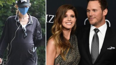 Photo of Chris Pratt and Katherine Schwarzenegger welcome first little one and her brother Patrick confirms they're 'doing nice'