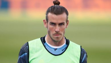 Photo of Gareth Bale axed from Actual Madrid's 24-man travelling squad to Man Metropolis following Zinedine Zidane bust-ups