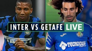 Photo of Inter vs Getafe LIVE: Stream free, rating, TV channel and groups – Europa League spherical of 16 newest updates