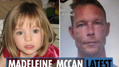 Photo of Madeleine McCann information: Condo was 'prime location' for crime and suspect cleared of rape and homicide of Claudia Ruf