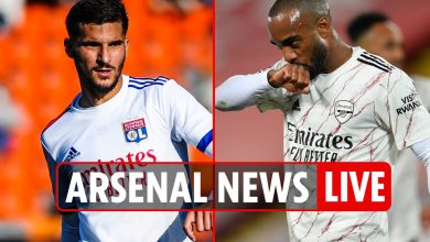 Photo of 8am Arsenal switch information LIVE: Aouar deal 'in ultimate phases', Lacazette 'to be bought for Partey funds'