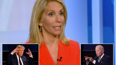 Photo of CNN's Dana Bash slams presidential debate as 's**tshow' after Biden and Trump's fiery first conflict