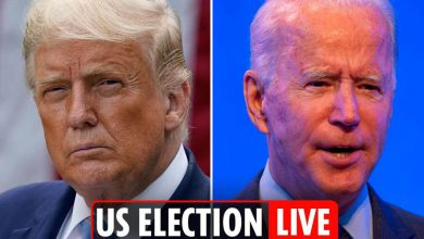Photo of US election debate – Watch LIVE as Donald Trump and Joe Biden conflict in EXPLOSIVE first head-to-head