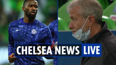 Photo of 10am Chelsea information LIVE: Abramovich watches Krasnodar win, Rudiger makes first begin this season