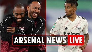 Photo of 5pm Arsenal information LIVE: Aubameyang and Lacazette slam seats vs Dundalk, Saliba LATEST, Nelson nearly left in summer time