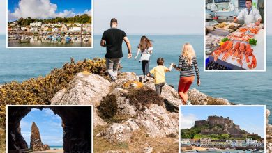 Photo of Jersey's ideally suited for teenagers with its straightforward environment, zoo & castles galore