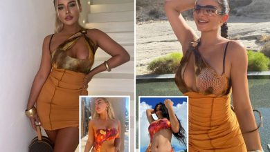 Photo of Love Island's Ellie Brown taking type inspiration from Kylie Jenner as she copies the star's most well-known seems