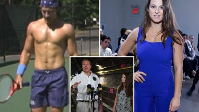 Photo of New York state trooper, 35, banished to Canadian border after relationship Gov Cuomo's daughter, 25, is buff tennis ace