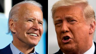 Photo of Trump says solely he can defend America from Biden 'surrendering to radical left' in closing pitch to voters