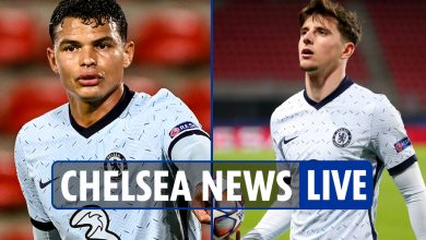 Photo of 11pm Chelsea switch information LIVE: Thiago Silva in contract extension talks, Lampard fumes at Mount critics