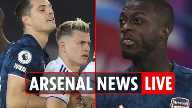 Photo of 8am Arsenal switch information LIVE: Pepe purple card REACTION, Balogun new contract talks, Xhaka rejects Inter, Eriksen newest