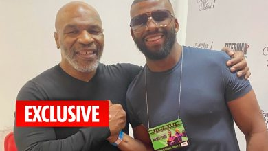 Photo of Badou Jack hopes his pals Mike Tyson and Roy Jones Jr don't 'get harm' however warns 'anyone can nonetheless get knocked out'