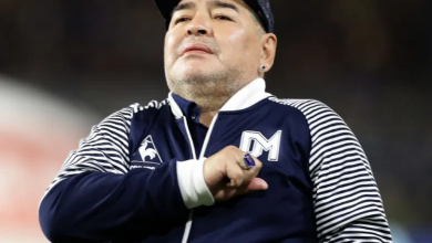 Photo of Diego Maradona lifeless at 60 – Best footballer of all time dies of huge coronary heart assault in Argentina, stories declare