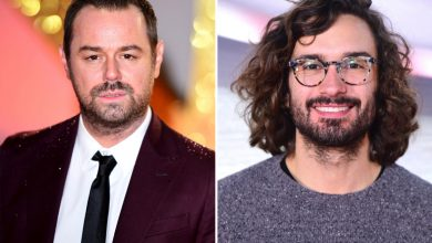 Photo of EastEnders' Danny Dyer calls Joe Wicks 'f****** irritating' and slams health fanatics as having no banter