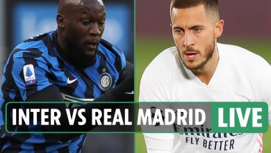 Photo of Inter Milan vs Actual Madrid LIVE SCORE: Hazard nets as Vidal SENT OFF – stream FREE, TV, Champions League newest updates