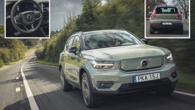 Photo of Volvo XC40 Recharge is identical as its petrol twin, however means too costly