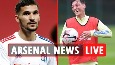 Photo of 7pm Arsenal switch information LIVE: Ozil posts Fenerbahce timer as transfer AGREED, Aouar goal, Lacazette to Atletico again on