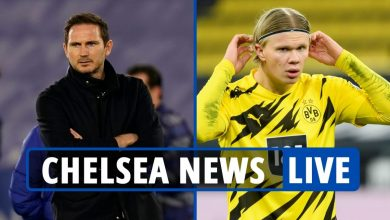 Photo of 8am Chelsea switch information LIVE: 'Skilled' Lampard substitute eyed, Haaland bid deliberate, Tomori to Milan LATEST