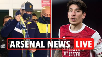 Photo of 9am Arsenal switch information LIVE: Mesut Ozil to Fenerbahce DONE, Bellerin needed by Pochettino's PSG, Edouard LATEST