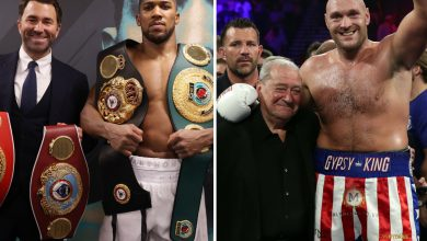 Photo of Anthony Joshua vs Tyson Fury struggle location CONFIRMED with each boxing stars to earn round £73million, Bob Arum claims