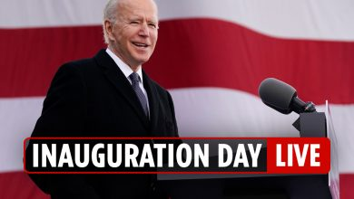 Photo of Inauguration Day 2021 – Watch LIVE as Joe Biden is sworn in as 46th US President… after Donald Trump left for Florida