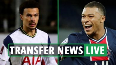 Photo of Switch information LIVE: Liverpool, Man Utd, Mbappe to Actual, Alli 'set to depart' Tottenham, Haaland, Messi and Barcelona