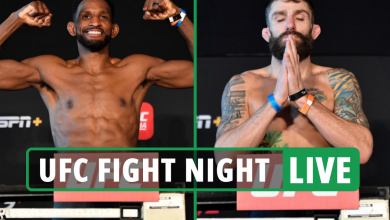Photo of UFC Struggle Evening LIVE RESULTS – Chiesa vs Magny: UK begin time, stream FREE, prelims for Struggle Island card – updates