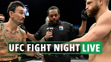Photo of UFC Battle Evening LIVE RESULTS – Holloway vs Kattar: Principal occasion newest updates – UK begin time, TV channel, stream FREE