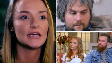 Photo of Teen Mother Maci Bookout threatens to 'expose the TRUTH' about ex Ryan Edwards after he known as actuality star a 'punk b***h'