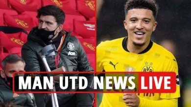 Photo of Man Utd 'in Varane switch talks', Sancho 'dreaming of Premier League', Erling Haaland LATEST, Maguire harm information