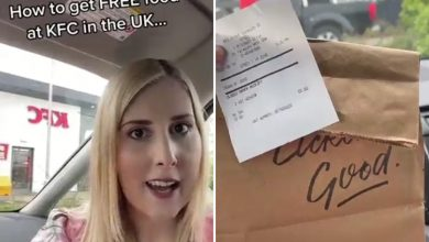 Photo of Savvy mum reveals the best way to get FREE meals at KFC & you don't want to purchase something in any respect