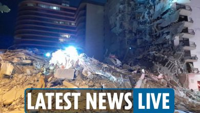 Photo of Miami Seashore constructing collapse stay – Mass casualties feared at Champlain Tower as witnesses 'hear screams from rubble'