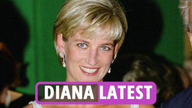 Photo of Princess Diana LATEST: Documentary marks Woman Di's 60th birthday as Prince Harry to return for memorial statue reveal