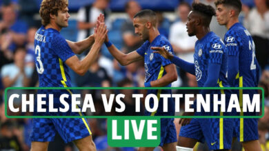 Photo of Chelsea vs Tottenham LIVE: Stream, TV channel, rating, groups – Ziyech provides Blues early lead in London derby pleasant