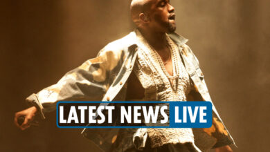 Photo of Kanye West Donda pay attention LIVE – Album cowl revealed forward of recent LP popping out after break up from Kim Kardashian